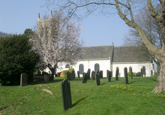 St Botolph's Graveyard - Chapel Street