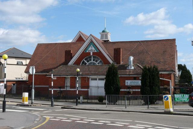 Ahmadiyya Mosque, Croydon