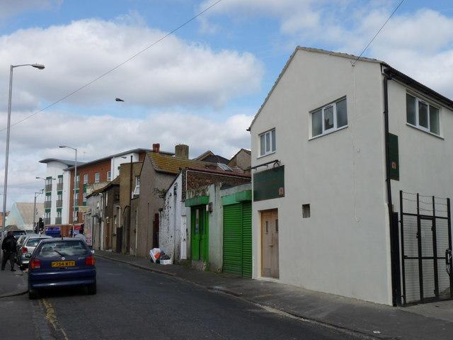 Mosque in Handcroft Road