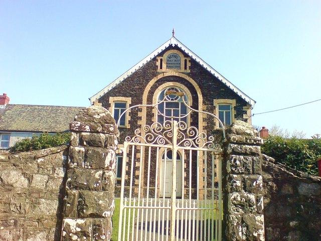Bethel Chapel gates