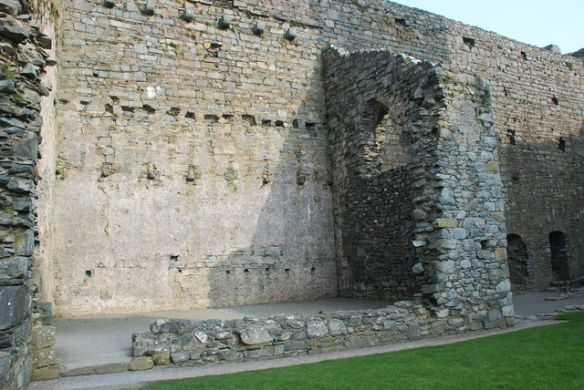 Castell Harlech Y Capel - Chapel