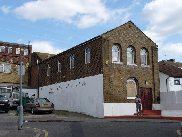 Handcroft Chapel