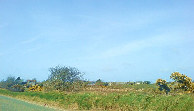 Farmland near Hayscastle