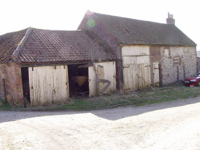 Farm Buildings at Argham