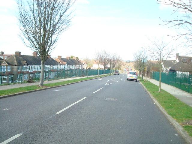 Mostyn Road, London SW19
