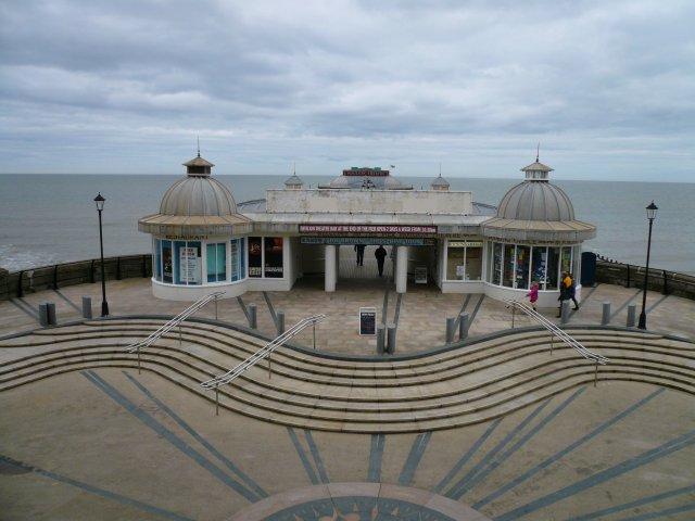 Cromer Pier Front