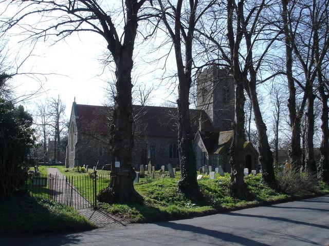Henley church