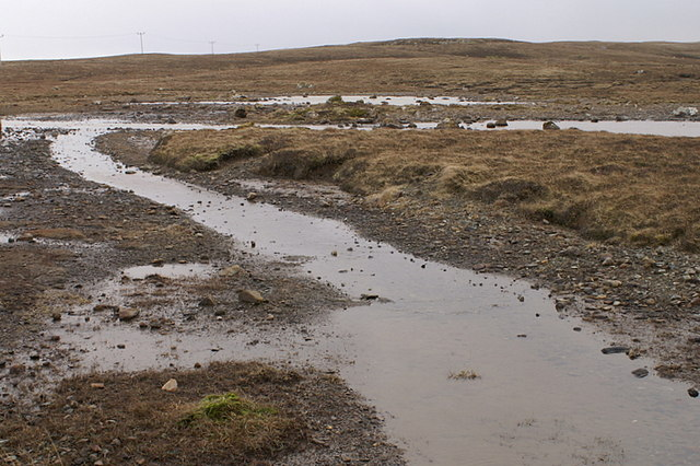 Small Waters, near Uyeasound
