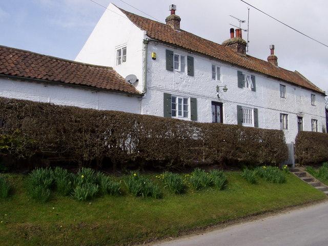 Row of Cottages, North Boynton