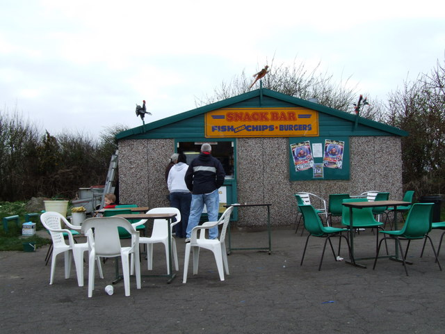 Cafe at Meols Common