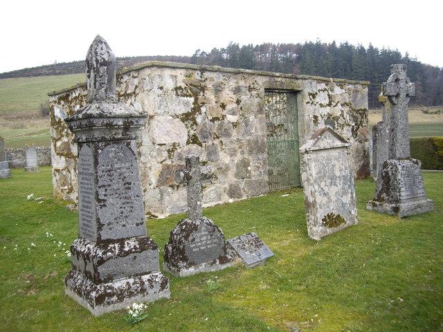 Mausoleum of the 'Spanish Gordons'