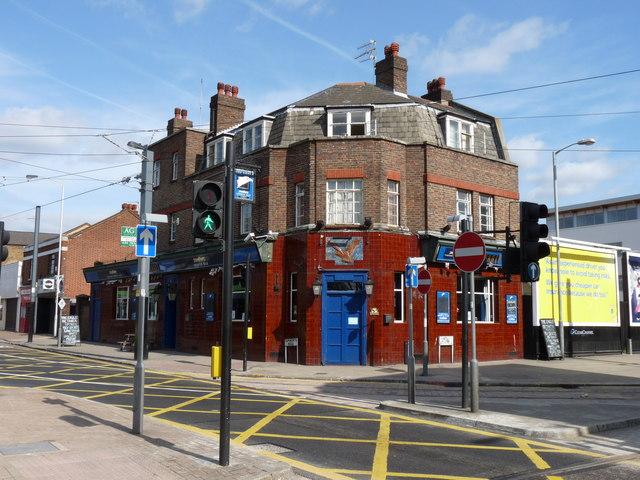 The Eagle Public House
