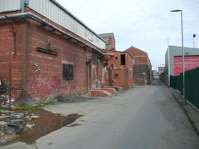 Miry Lane, Hightown, Liversedge