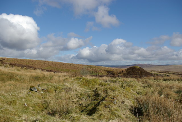 Site of Auchenlongford hematite mine