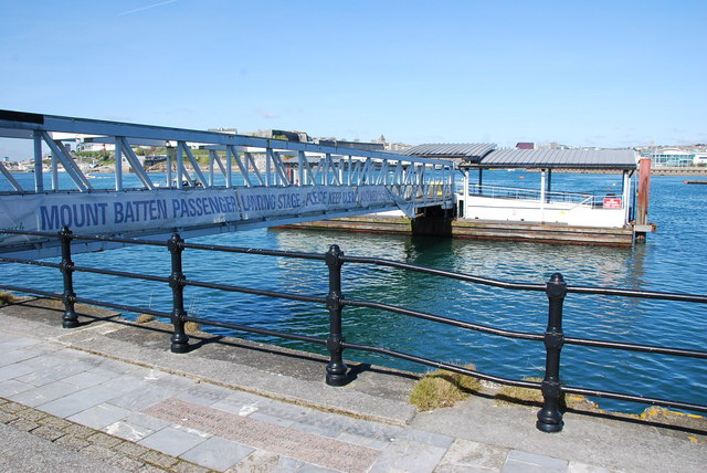 Water Taxi Landing Stage