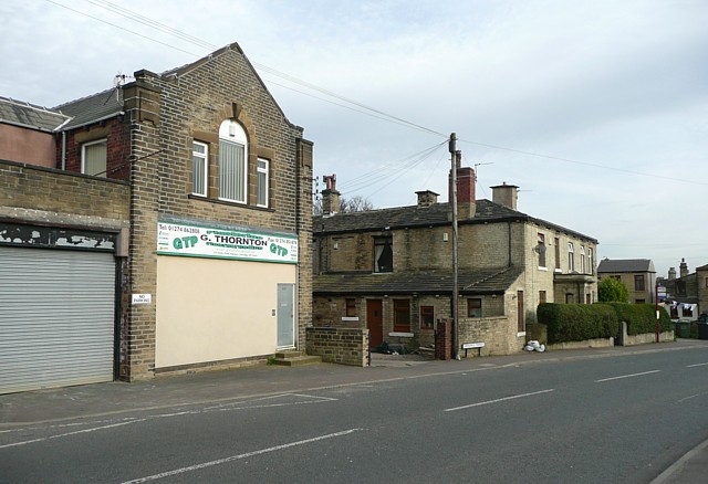 Buildings, Halifax Road, Hightown, Liversedge