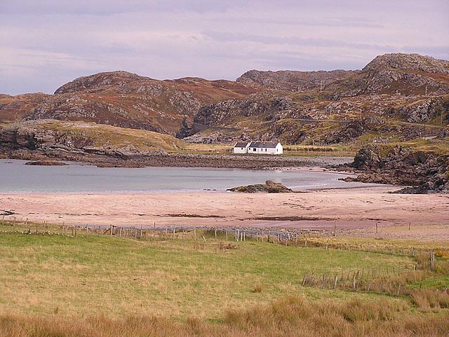 Clashnessie Bay