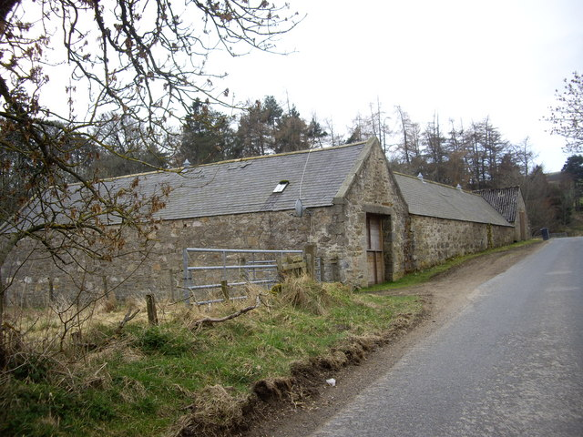 A steading at Dumeath