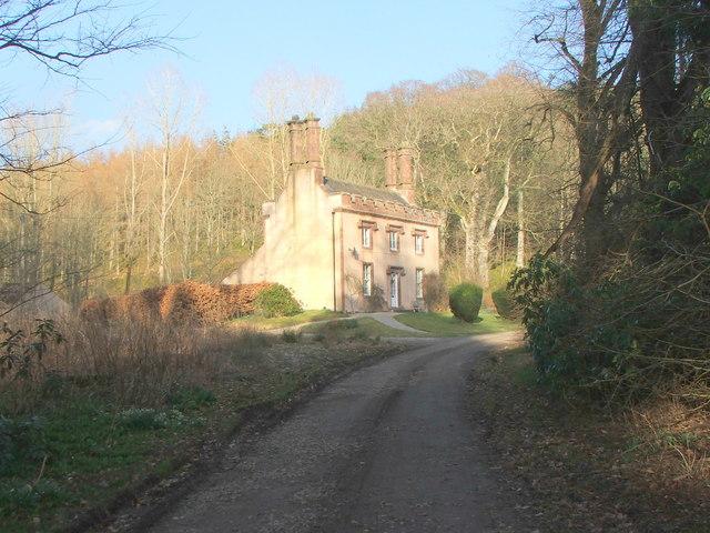 Oldwood House, Fyvie Castle