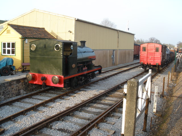 Railway Museum, at Washford