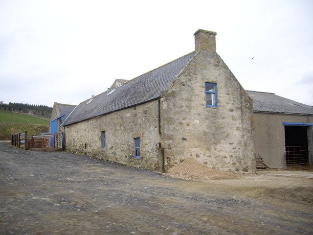 Stteading, Mains of Beldorney