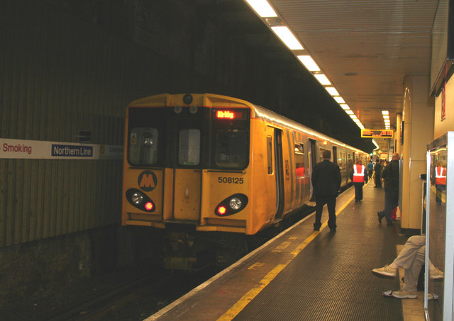 The Liverpool Underground