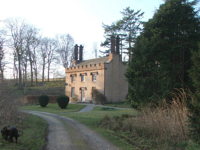 Oldwood House, Fyvie Castle