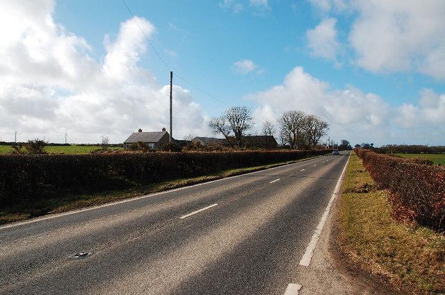 A882 at Roadside