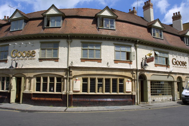 The Goose, Gloucester Green