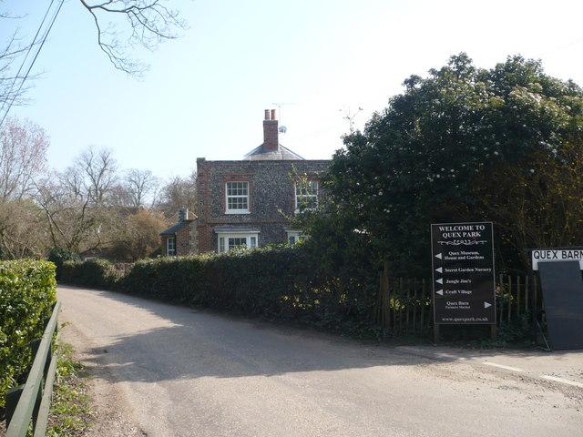Quex Farm House,  Quex Farm, Birchington