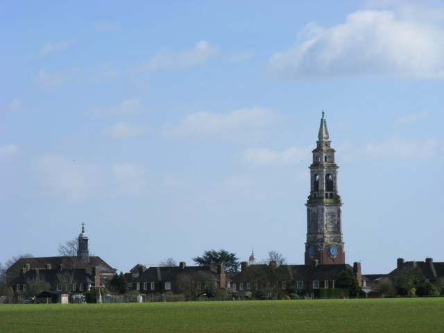 The Bell Tower, Royal Hospital School
