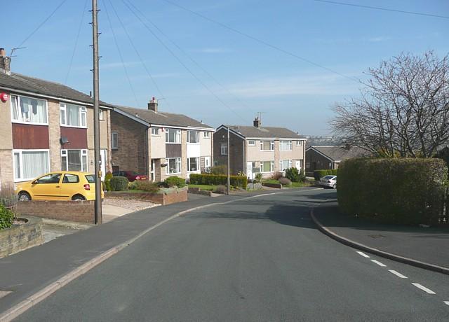 Danebury Road, Rastrick