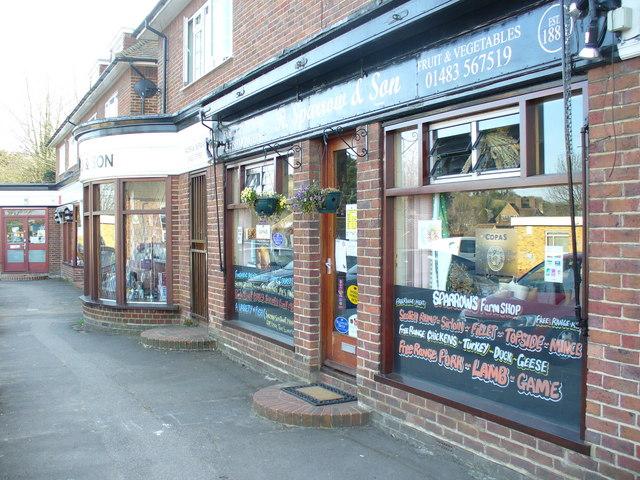 Onslow Village Shops