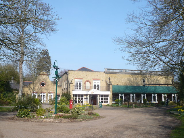 The Powell- Cotton Museum, Quex Park
