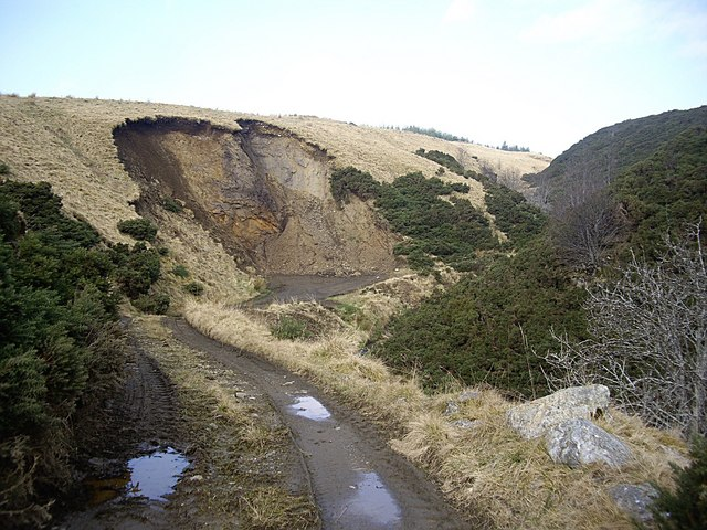 Quarry by Linn Burn