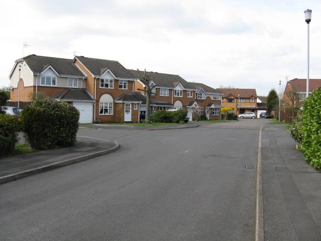 West Bridgford - Parkstone Close
