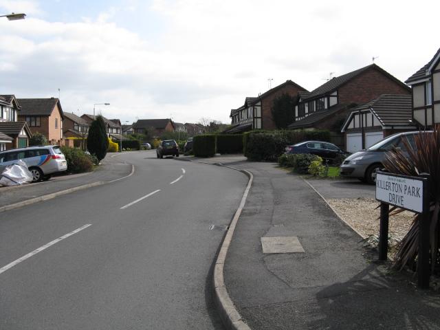 West Bridgford - Killerton Park Drive