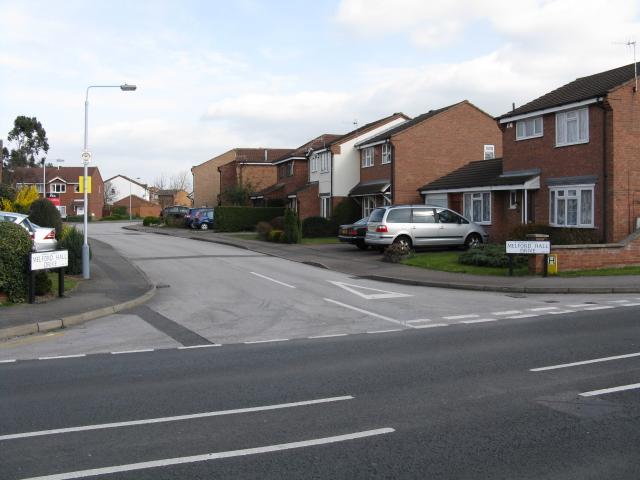 West Bridgford - Melford Hall Drive