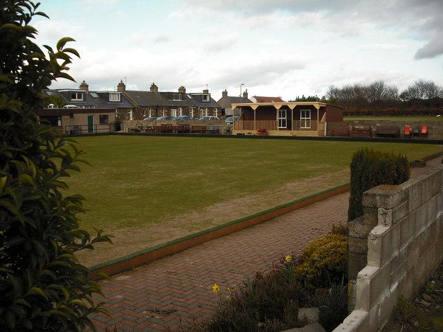 Newbridge bowling green