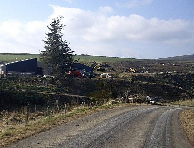 Greenloan farmyard