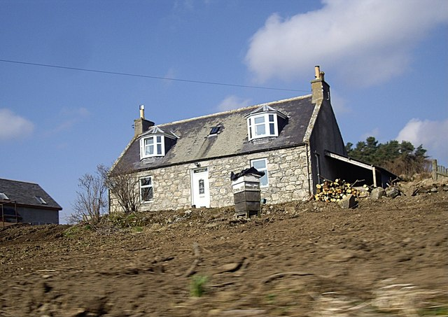 Succoth farmhouse