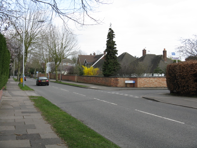 West Bridgford - Boundary Road