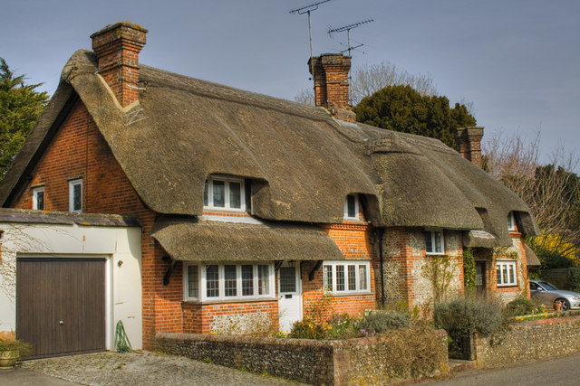 Thatched Cottage - Crawley, Winchester