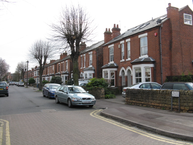 Nottingham - Ella Road