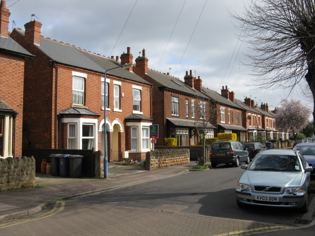 West Bridgford - Edward Road