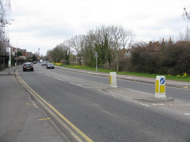 Nottingham - Radcliffe Road