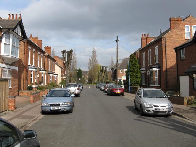 Nottingham - Trevelyan Road