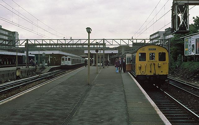 Barking Railway Station