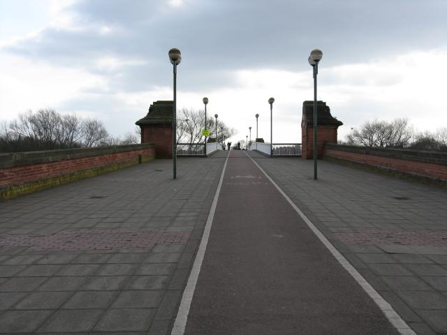 Toll Bridge Slope, Nottingham