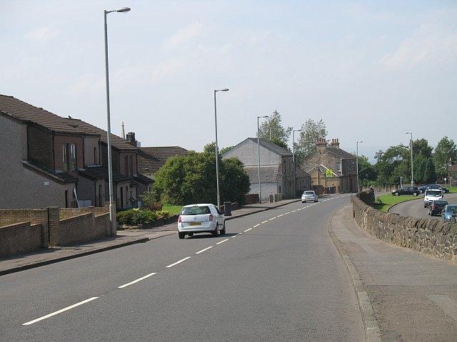 Black Street, Airdrie